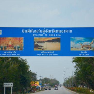 Nong Khai – Gateway nach Laos