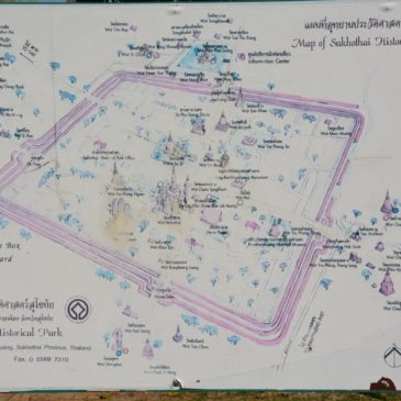 Sukhothai – Historischer Park