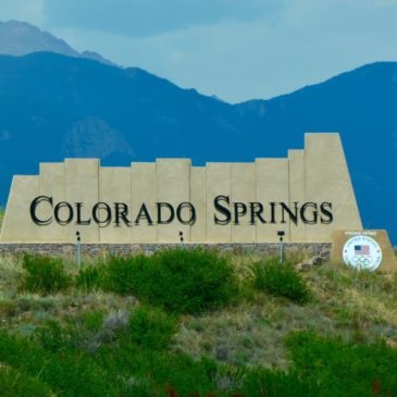 Colorado Springs – Pikes Peak