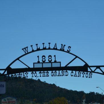 Williams AZ – Grand Canyon