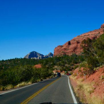 Sedona AZ- Red Rocks