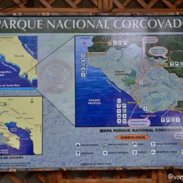 Corcovado Nationalpark – OSA Halbinsel