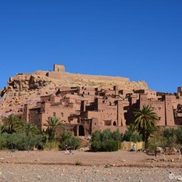 Ueber den hohen Atlas nach Marrakech